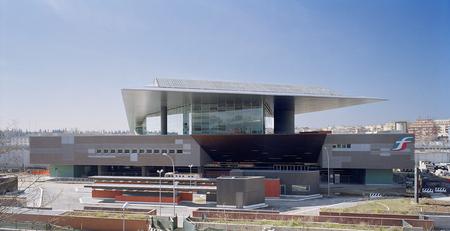 Stazione roma tiburtina il portale della progettazione - Portale architetti roma ...