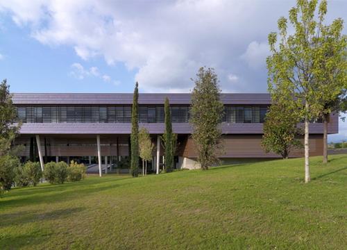 Diesel headquarters il portale della for Diesel headquarters breganze