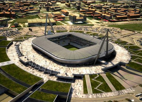 JUVENTUS NEW FOOTBALL STADIUM   Modulo.net - Il portale ...