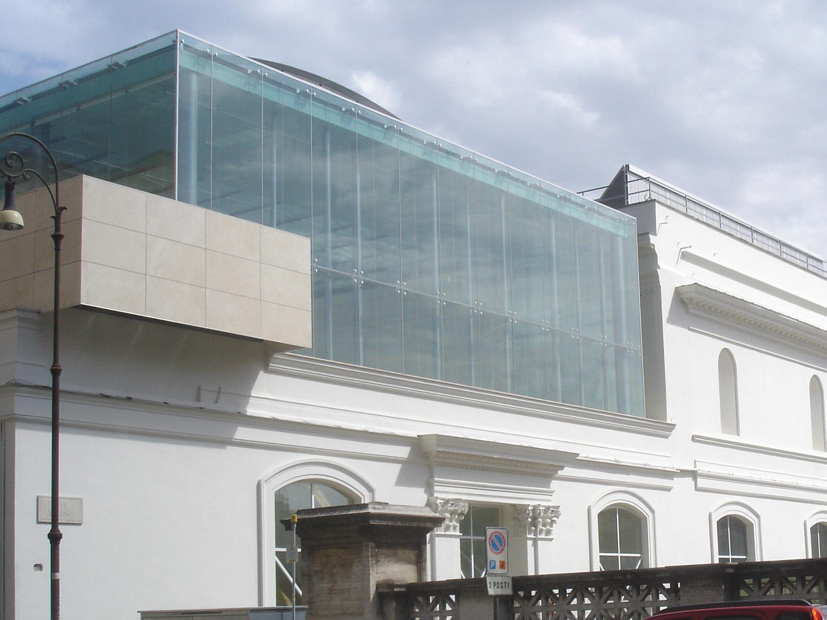 Palazzo delle esposizioni il portale della for Palazzo delle esposizioni rome italy