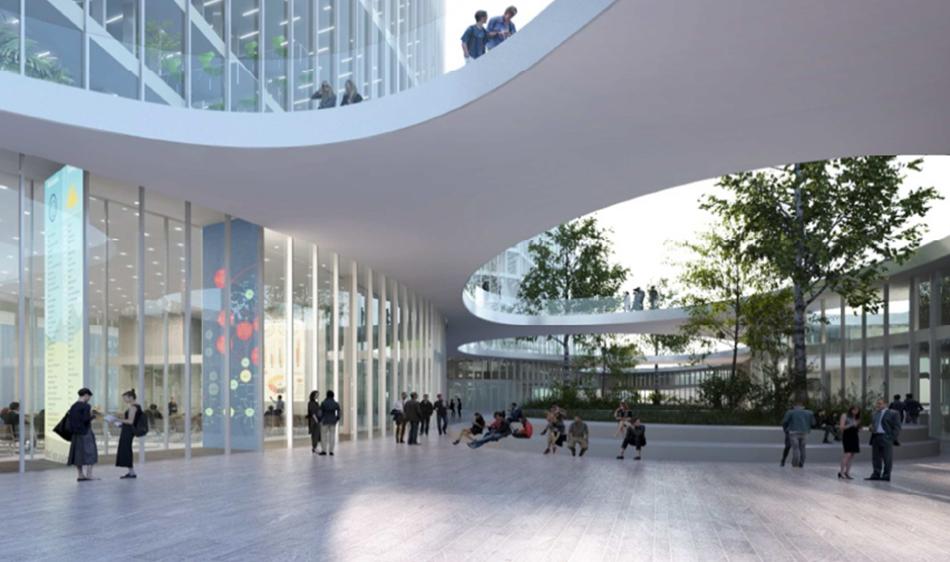 Nuova sede del rettorato dell universit roma tre for Studi di architettura roma