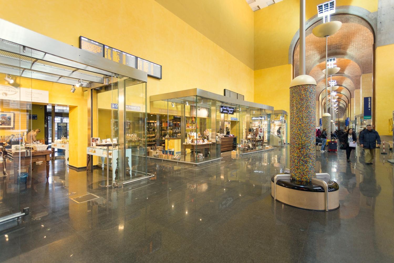 Stazione di roma termini il portale della for Uffici temporanei roma termini