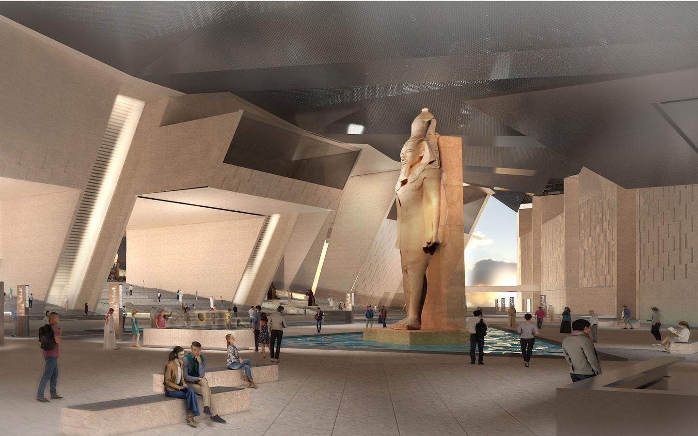 Gem Grand Egyptian Museum Modulo Net Il Portale